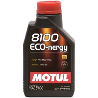 5/30 8100 Еco-Nergy A5/B5 Sl/CF  1л Масло моторное Motul